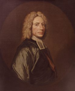 Isaac Watts from The National Portrait Gallery