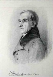 William Horsely (1832) by Richard James Lane