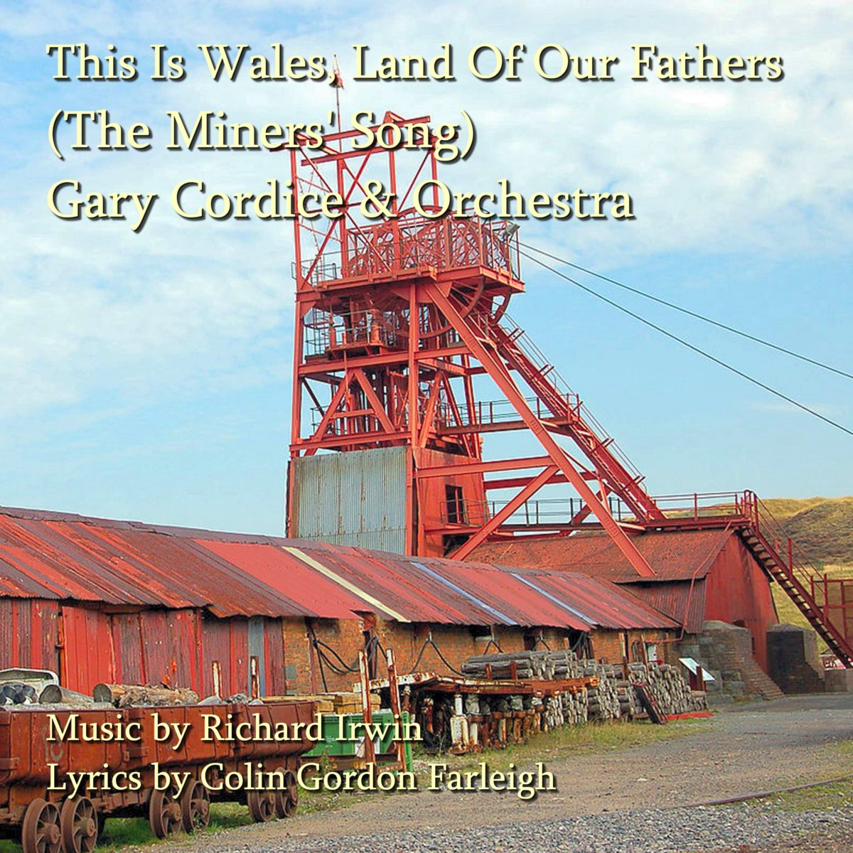 This Is Wales Land Of Our Fathers (The Miner'S Song – 2 Verses) – Voice And Orchestra, Male Voice Choir