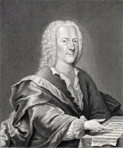 Georg Philipp Telemann by Georg Lichtensteger