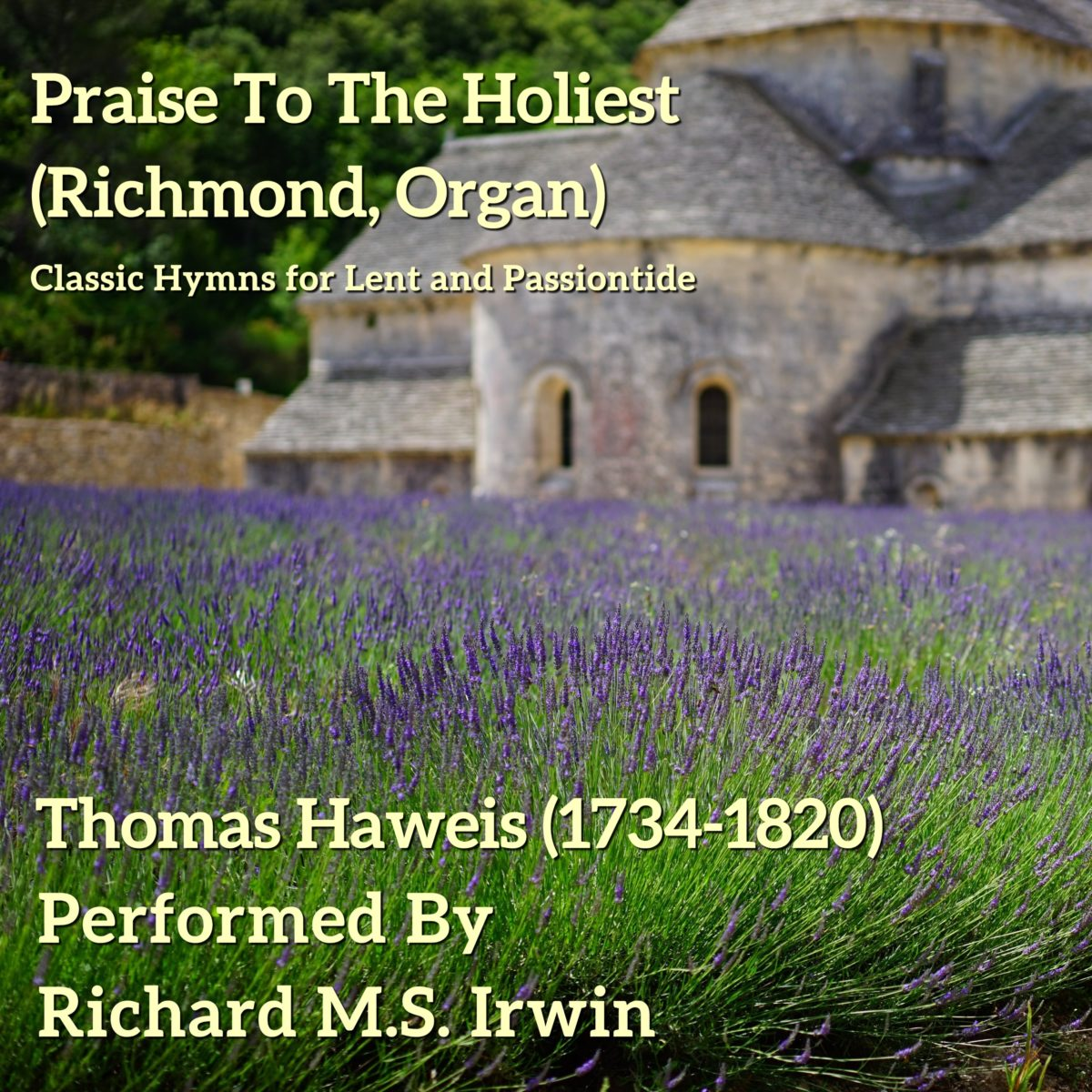 Praise To The Holiest In The Height (Richmond – 6 Verses) – Organ