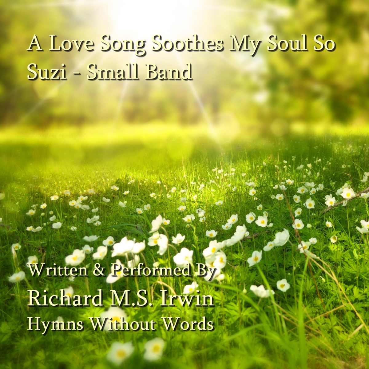 A Love Song Soothes My Soul So (Suzi) – Small Band