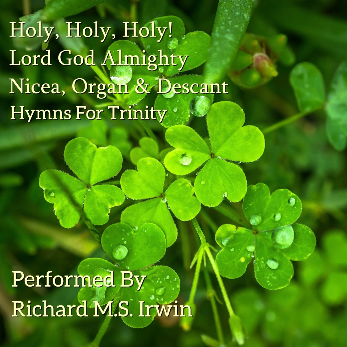 Holy, Holy, Holy! Lord God Almighty (Nicea, Organ And Trumpet, 4 Verses)