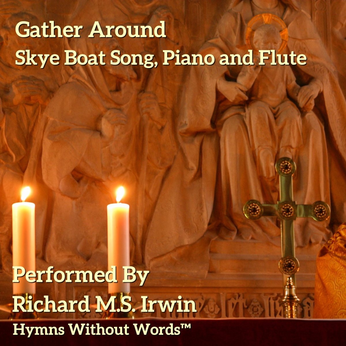 Gather Around, For The Table Is Spread (Skye Boat Song) – Piano and Flute