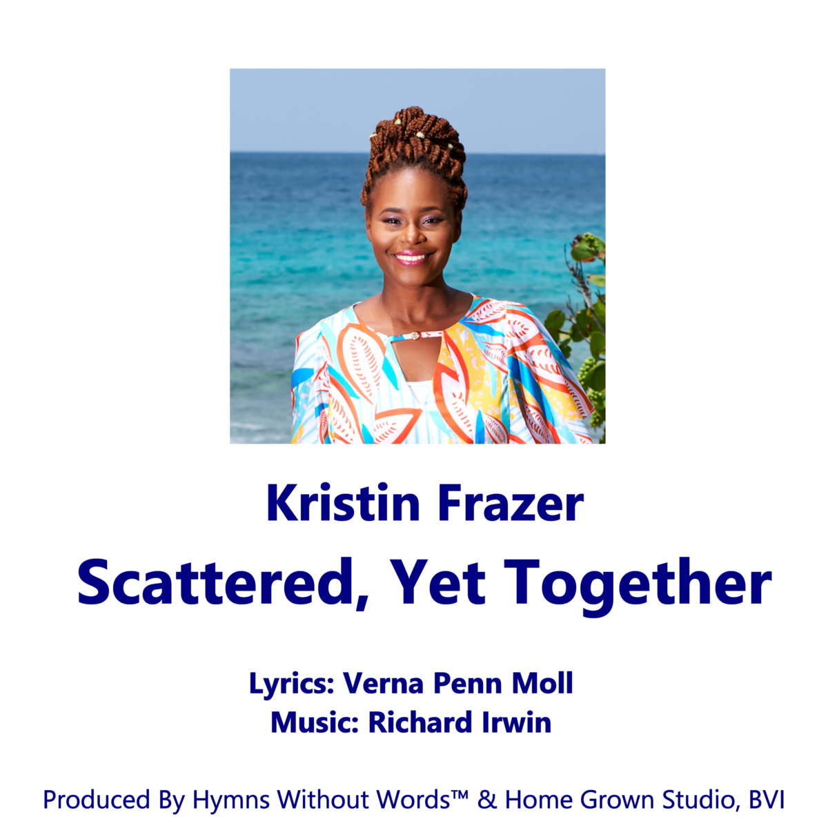 Kristin Frazer Sings Scattered Yet Together