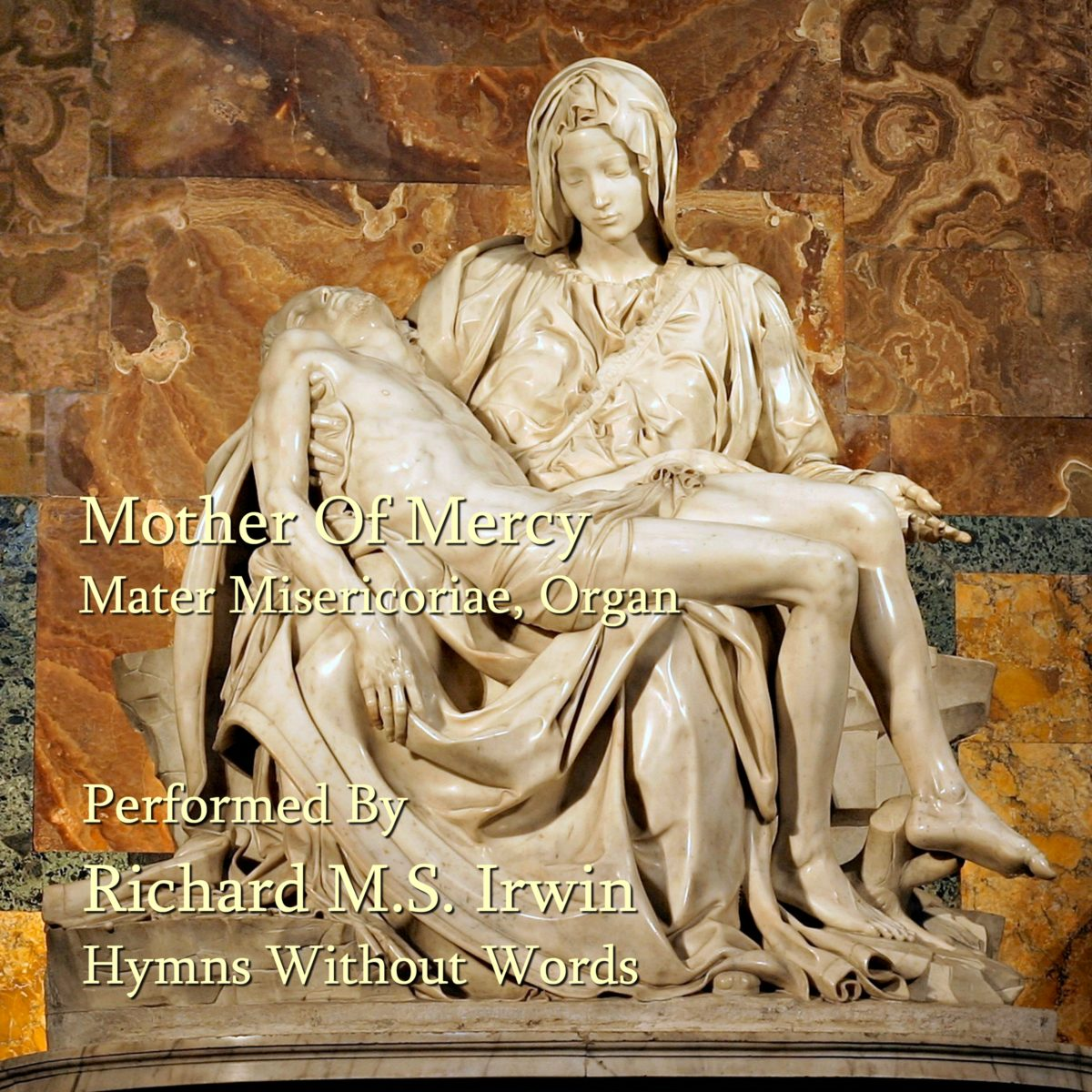 Mother Of Mercy (Mater Misericoriae – 6 Verses) – Organ