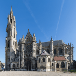 Picardy - Senlis Cathedral