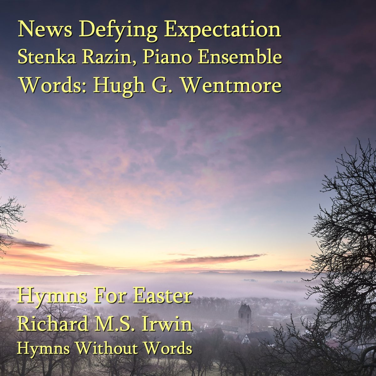 News Defying Expectation (Stenka Razin – 3 Verses) – Piano Ensemble