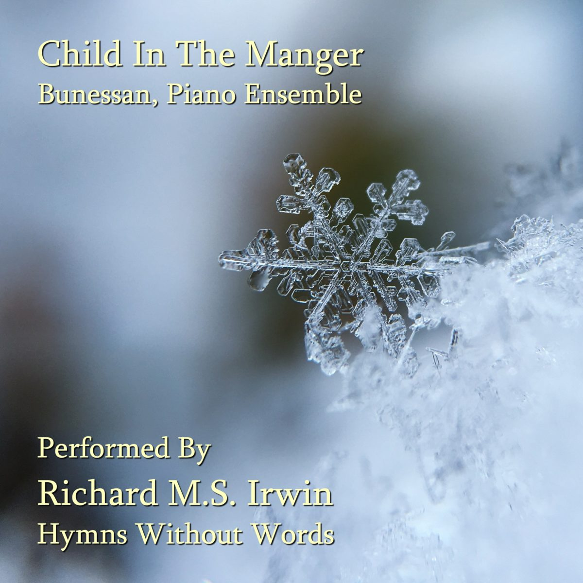 Child In The Manger (Bunessan 3 Verses) – Piano Ensemble